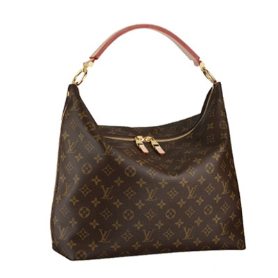 Louis Vuitton Monogram Canvas Sully MM M40587