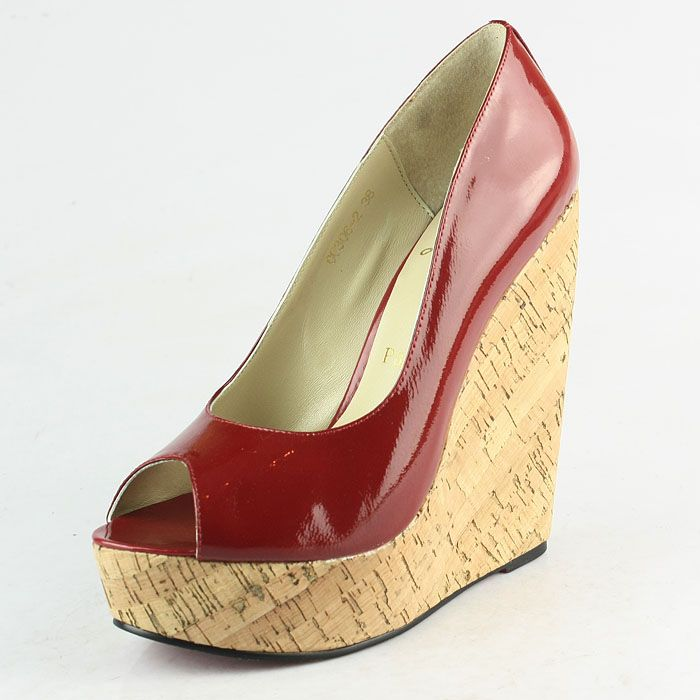 Christian Louboutin UNE Plume 140MM Red