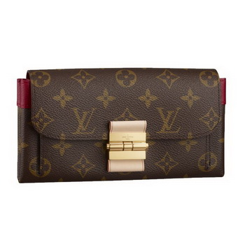 Louis Vuitton Monogram Canvas Elysee Wallet M60459